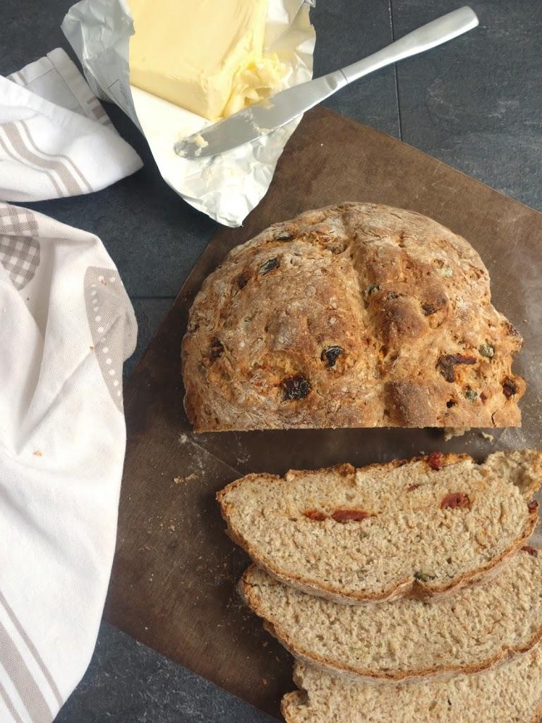 soda bread caraway soda bread cheese and sun dried tomato soda bread ...
