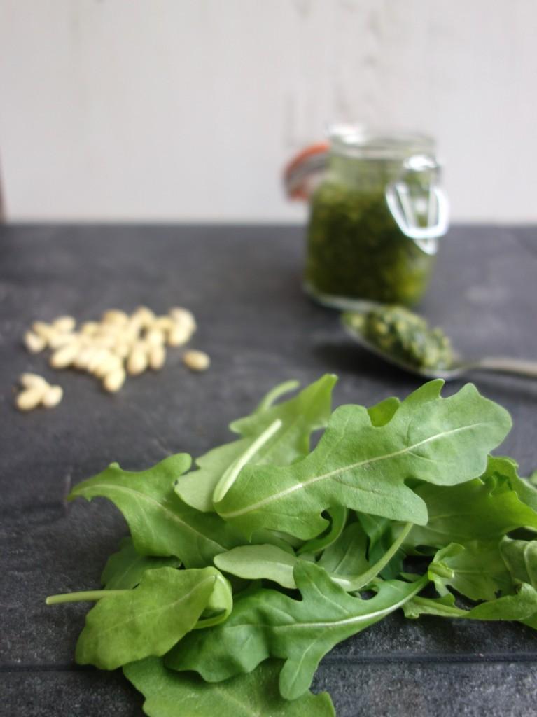 fresh rocket pesto recipe