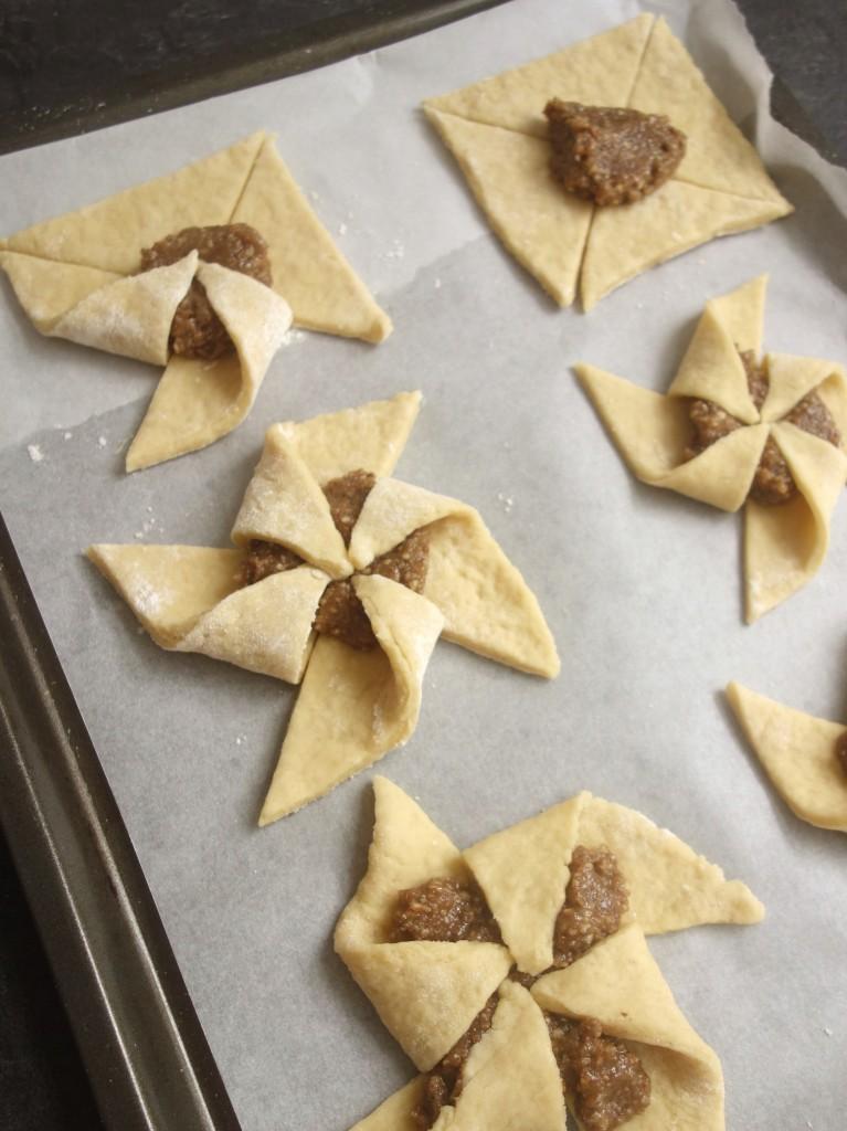 pastry pinwheel