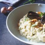 moules-mariniere-risotto