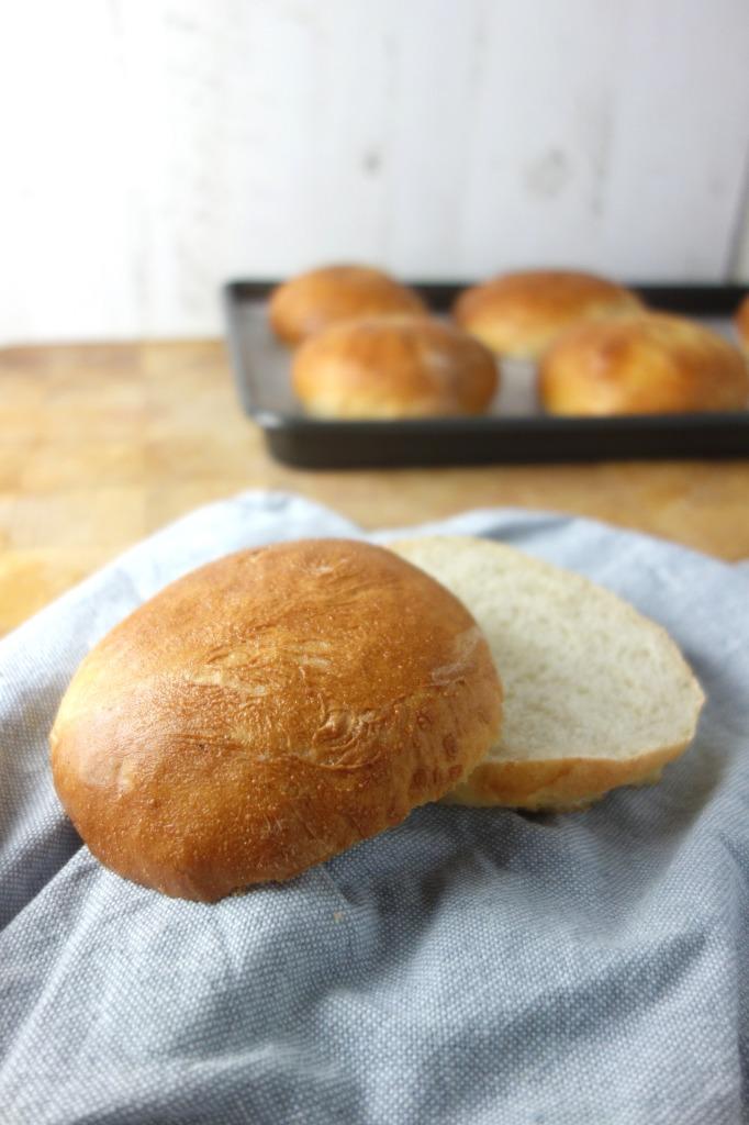 homemade-brioche-burger-buns