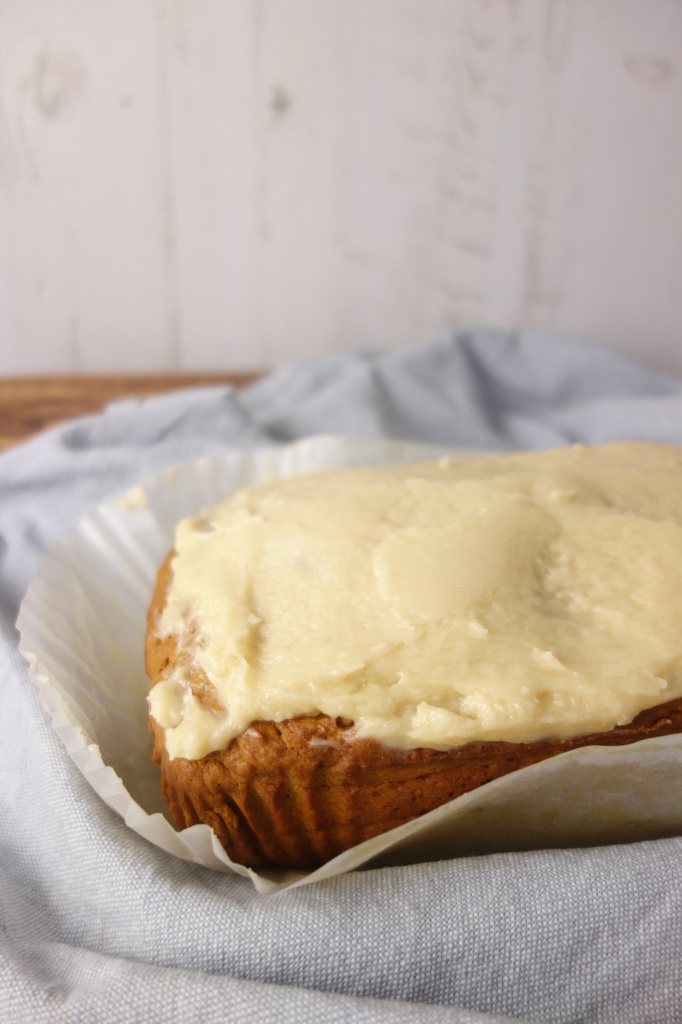 brown-butter-pumpkin-loaf-maple-frosting