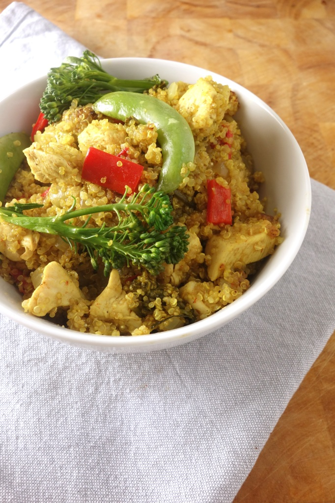 chicken-quinoa-curry
