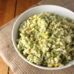 easy healthy roasted cauliflower salad