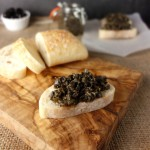 easy black olive tapenade recipe