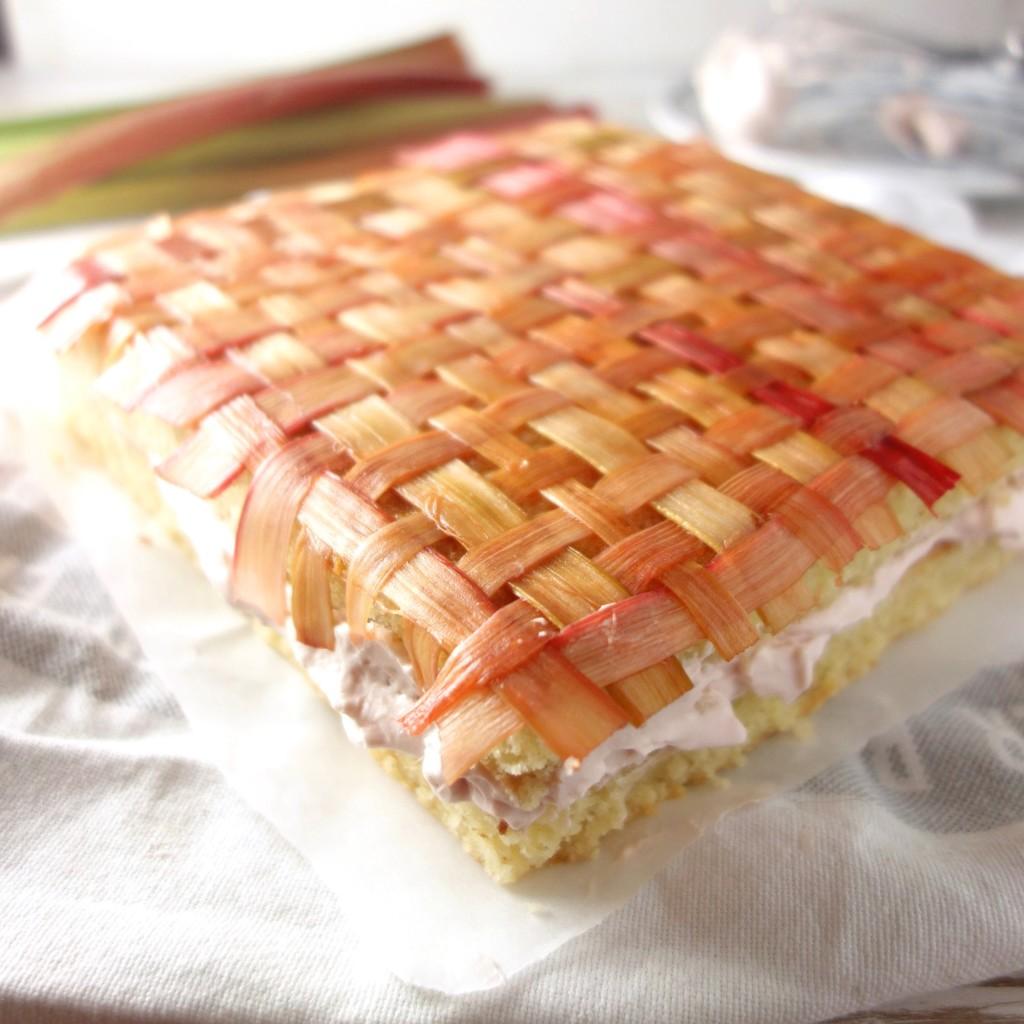 Fresh Ginger Sponge Cake Recipe