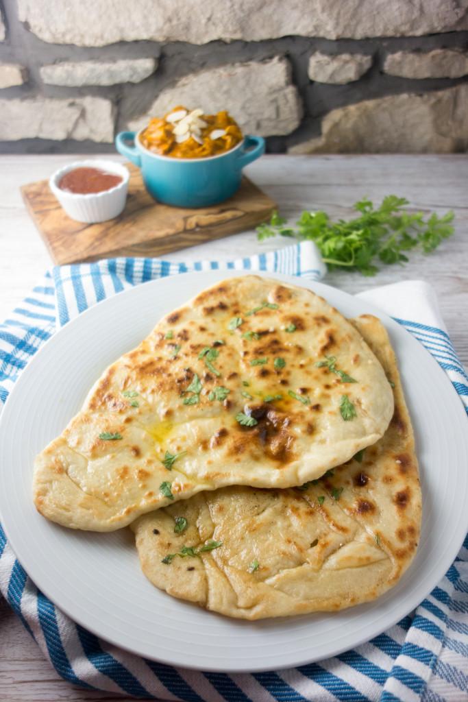 Simple Naan Bread Recipe