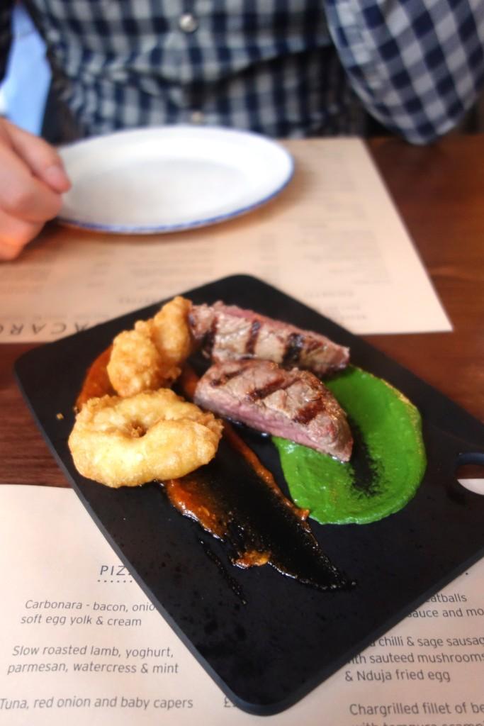 salthouse bacaro liverpool steak