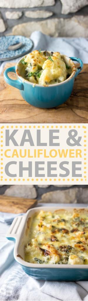 kale cauliflower cheese