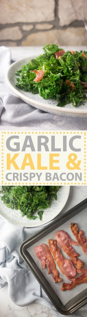 garlic-kale-crispy-bacon