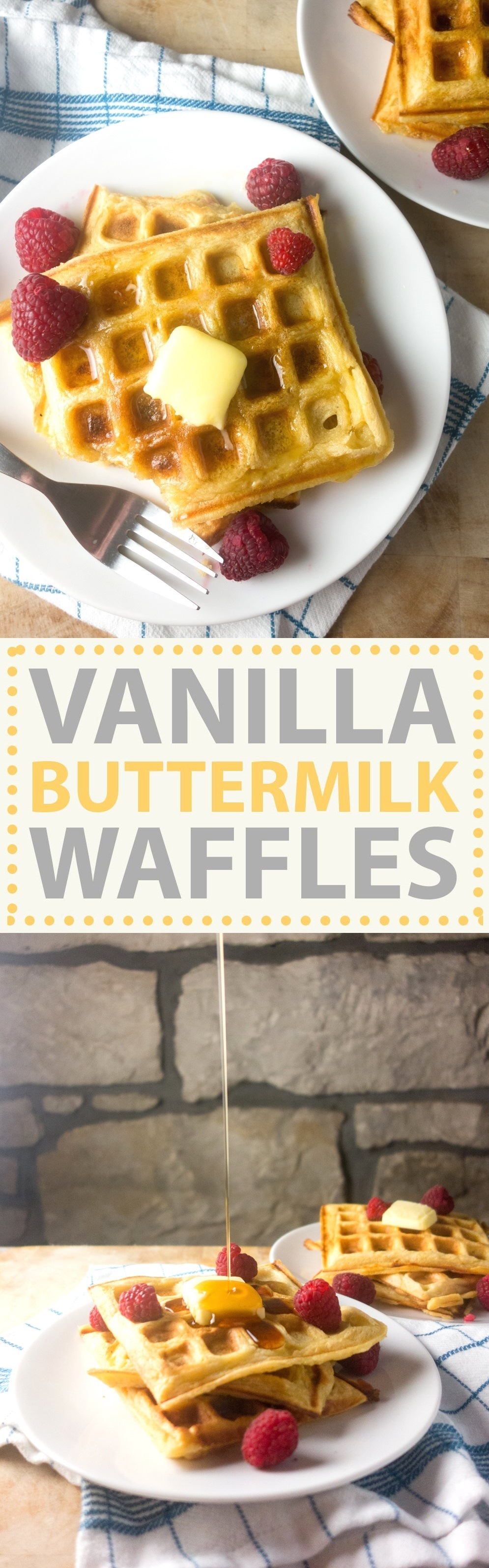 ... + ideas about Buttermilk Waffles on Pinterest | Waffles, Waffle