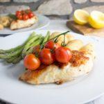 Easy Lemon Parmesan Chicken