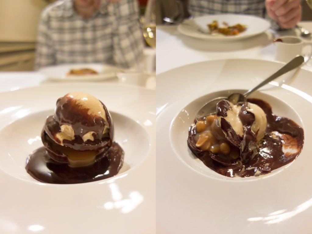 Jesmond Dene House Dessert