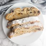 Homemade Christmas Stollen