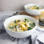 Smoked Haddock Potato Chowder